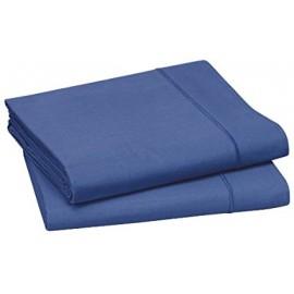 Drap plat Bleu Royal, FRANCOIS HANS