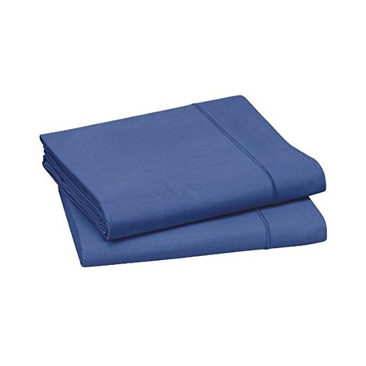 Drap plat Bleu Royal