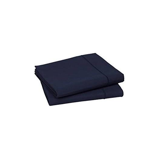 Drap plat Bleu Navy