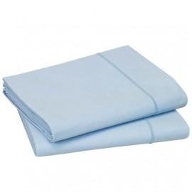 Drap plat Bleu Ciel, FRANCOIS HANS