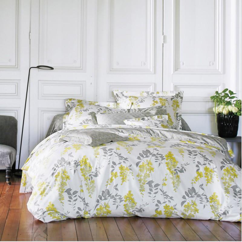 idylle blond dor sanderson l au march du linge. Black Bedroom Furniture Sets. Home Design Ideas