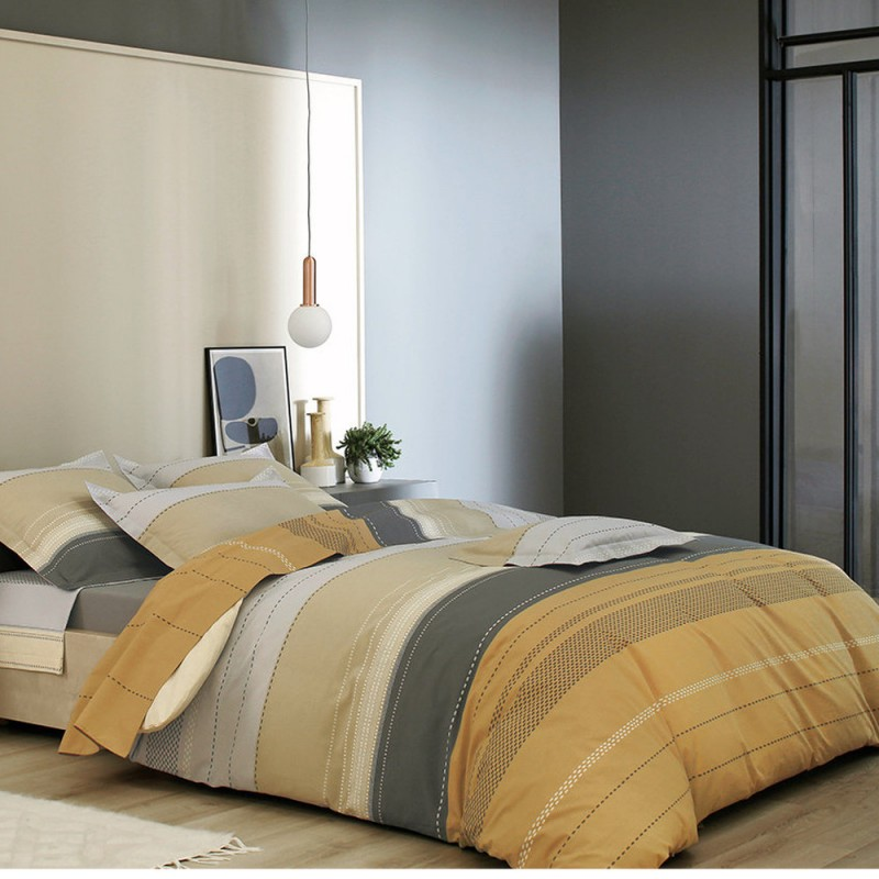 santa fe fusain blanc des vosges l au march du linge. Black Bedroom Furniture Sets. Home Design Ideas