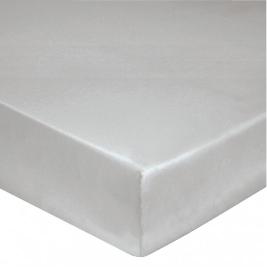 Uni Platine Percale de Coton