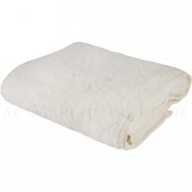 Drap de bain BARI Écru 450gr Micro coton