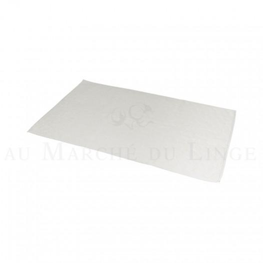 Tapis de bain BARI Ecru 50 x 70 cm 1200gr Coton