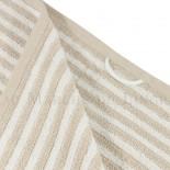 Drap de bain BOSTON Beige 450gr Coton