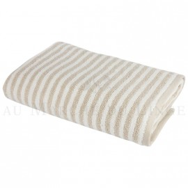 Drap de douche BOSTON Beige 450gr coton