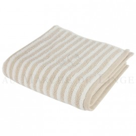 Serviette de toilette BOSTON Beige 450gr coton