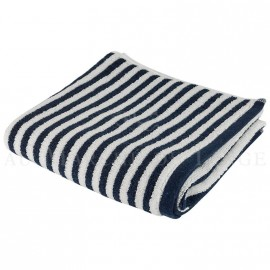 Serviette de toilette BOSTON Marine 450gr coton