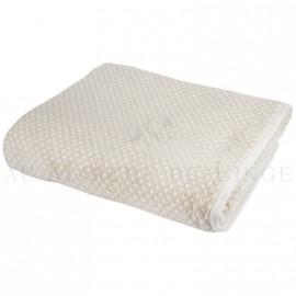 Drap de bain BRISTOL Beige 450gr Coton