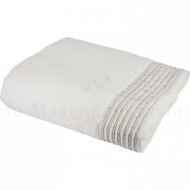 Drap de bain NICE Blanc 560 gr/m²