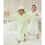Kids Unis Fuchsia,  Coton & Lin