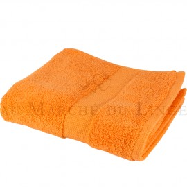 Serviette de Toilette VENUS Orange 580 gr/m²