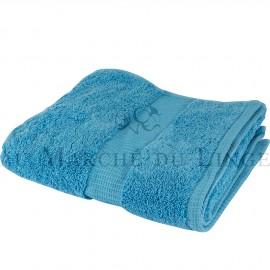 Serviette de Toilette VENUS Bleu 580 gr/m²