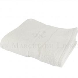 Serviette de Toilette VENUS Blanc 580 gr/m²