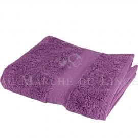 Serviette de Toilette VENUS Violet 580 gr/m²