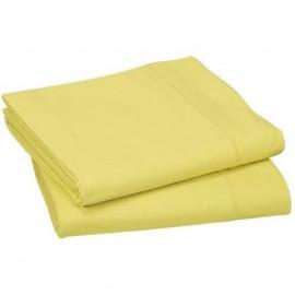 Drap plat Citron, FRANCOIS HANS