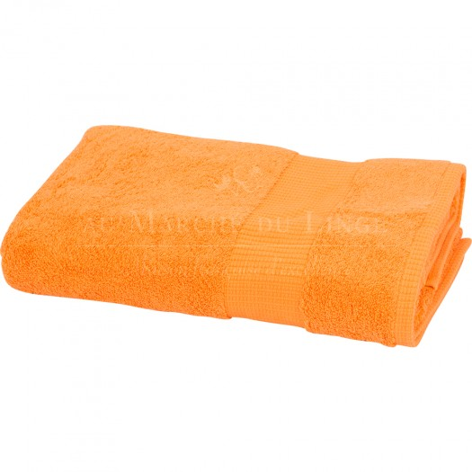 Serviette de Toilette VENUS Orange 580 gr/m²