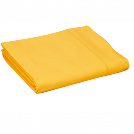 Drap plat Percale Curry, FRANCOIS HANS