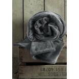 PLAID 150x200 DE WITTE LIETAER GRIS ANTHRACITE