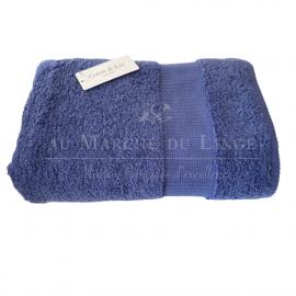 Serviette de Toilette VENUS Bleu Glacier 580 gr/m²
