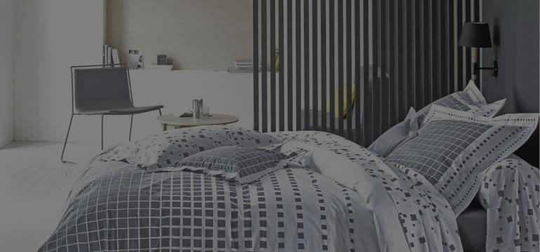 au march du linge linge de maison haut de gamme destock. Black Bedroom Furniture Sets. Home Design Ideas